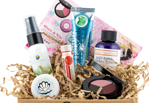 Vegan Cuts Image Beauty Subscription Box